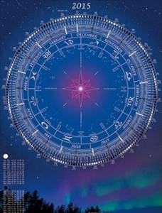 Лунный календарь на 2015-2016 год